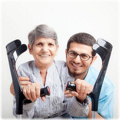 You could receive government funding as a Aged Care Worker
