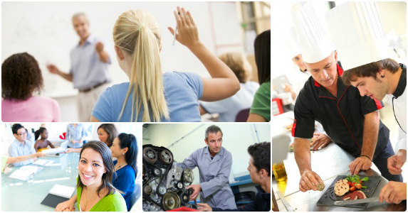 What is competency based training?