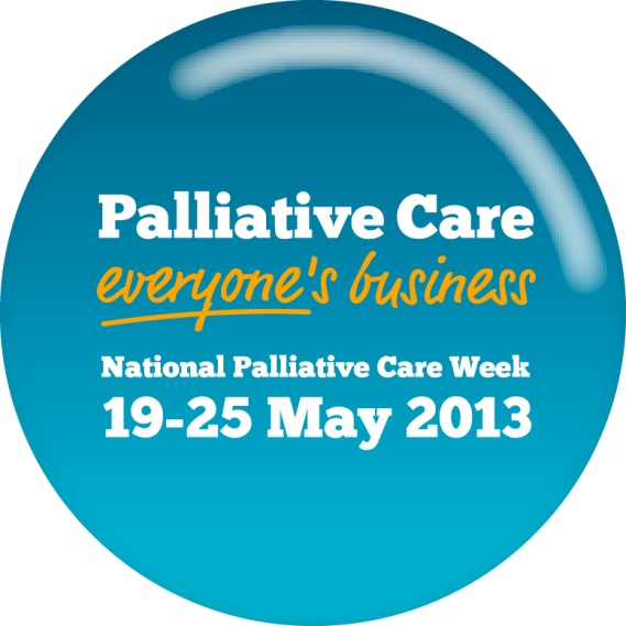 Australia's National Palliative Care Week 2013